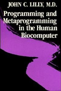 """Обложка книги """"Программирование и метапрограммирование человеческого биокомпьютера"""""""
