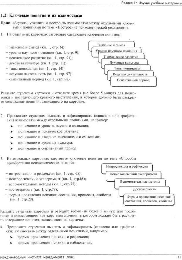 PDF. Психология для менеджера. Ишков А. Д. Страница 13. Читать онлайн