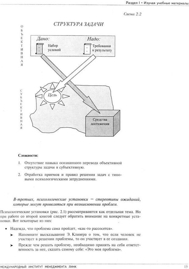 PDF. Психология для менеджера. Ишков А. Д. Страница 18. Читать онлайн