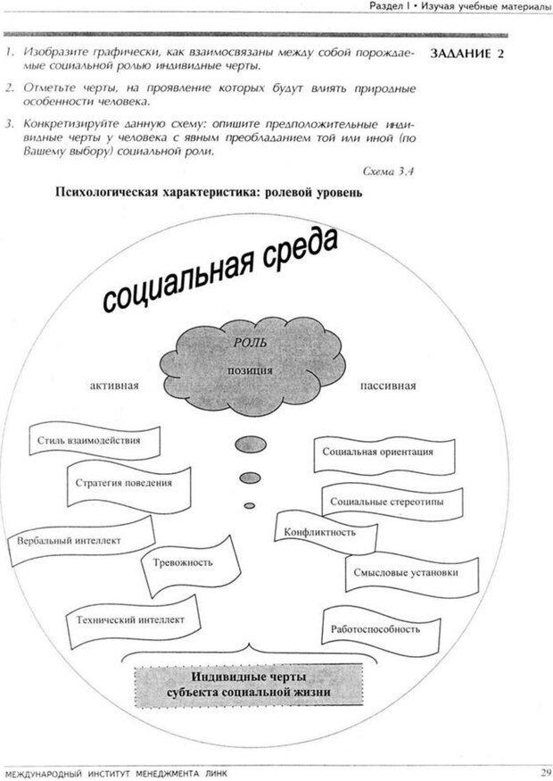 PDF. Психология для менеджера. Ишков А. Д. Страница 33. Читать онлайн