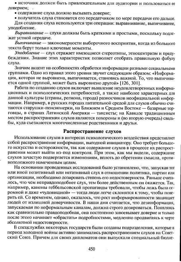 DJVU. Психологическое влияние. Шейнов В. П. Страница 450. Читать онлайн