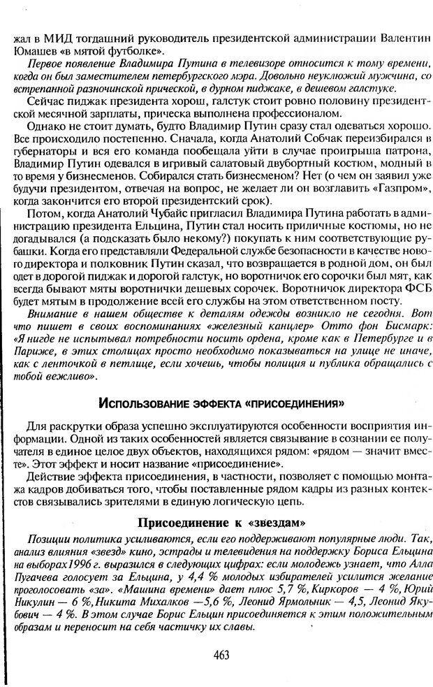 DJVU. Психологическое влияние. Шейнов В. П. Страница 463. Читать онлайн
